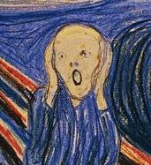 De Schreeuw van Edward Munch