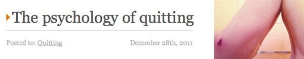 hoe bloot geef je jezelf op je blog