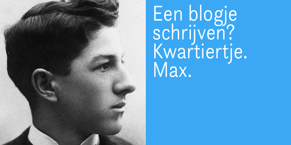 hoe lang doe je over een blog