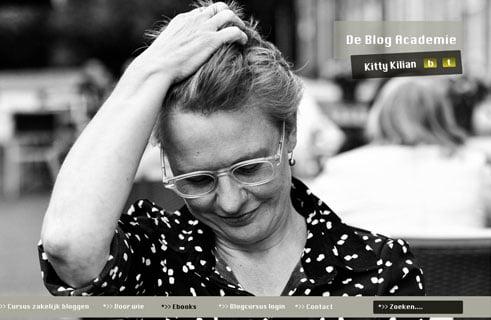 Foto van de auteur. De foto's waren leuk maar de site valt tegen. Problemen met je vormgever.