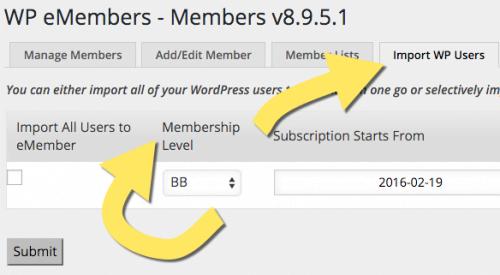 hoe werkt een membership plugin