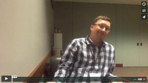 Chris Garrett interview