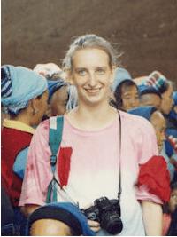 'Ik leidde 14 toeristen 4 weken door China. De reisorganisatie dacht dat ik al 25 was.'