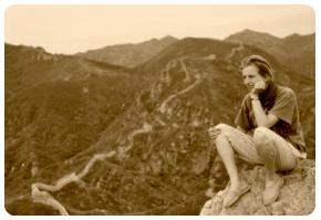 Henneke Duistermaat in China