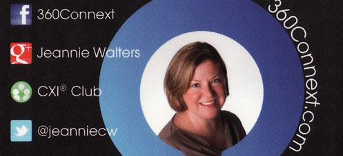 Jeannie Walters, 360 Connext