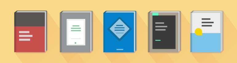 ebook design van Uberflip