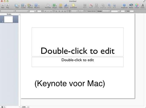 ebook zelf maken
