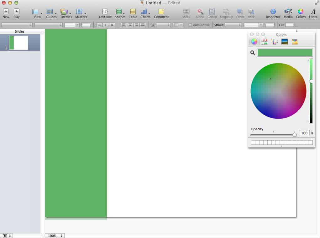 Steunkleur voor je ebook