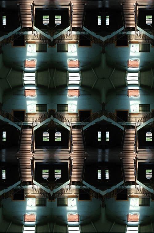 Schrijven en het brein: Collage van een foto van Inge Koenen. Klik op de link voor de bron.