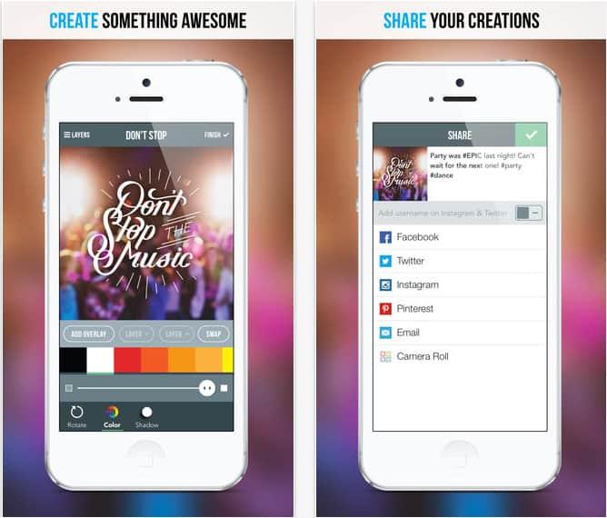 Studio Design - voor Iphone en Ipad