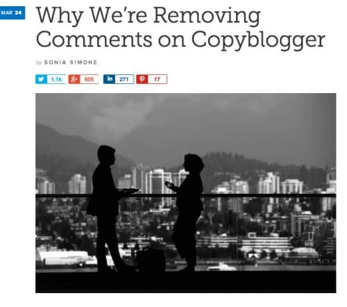 commentaar krijgen op je blog