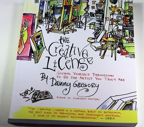 The Creative License - een toestemming om creatief te zijn