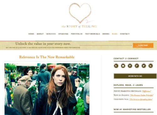 Wat is het doel van een blog