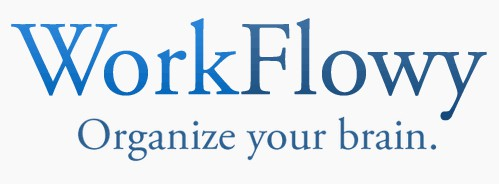 workflowy is een handig blog-tool