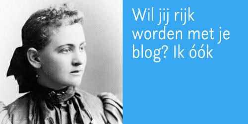 problemen met bloggen