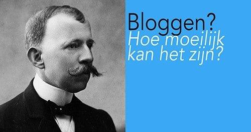 hoe maak je je eerste blog succesvol
