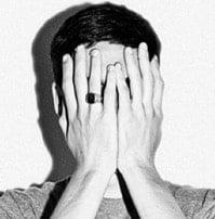 avatar met onherkenbaar gezicht