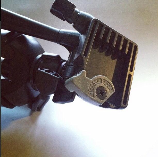 statief voor videocamera: bloggers