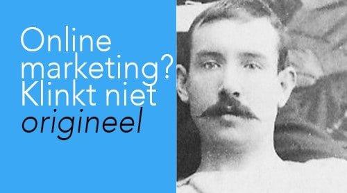 online marketing waar begin je