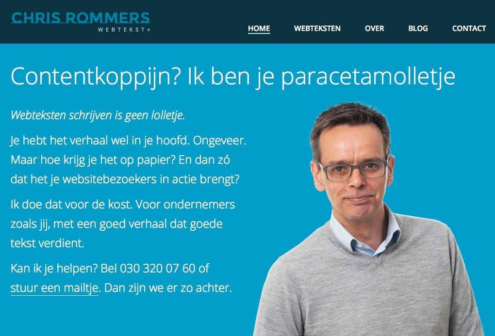 humoristische homepage