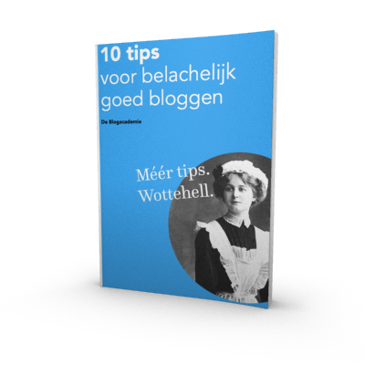 10 blog tips van De Blogacademie