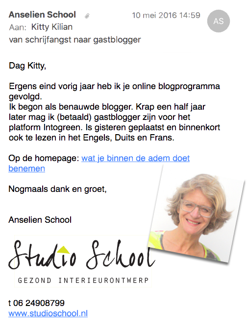 Blogbasics Cursus hoe is die