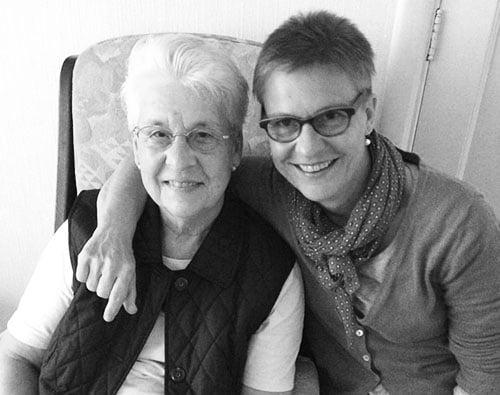 blog over mijn moeder