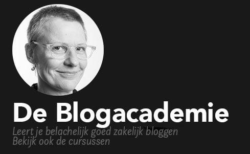 De Blogacademie