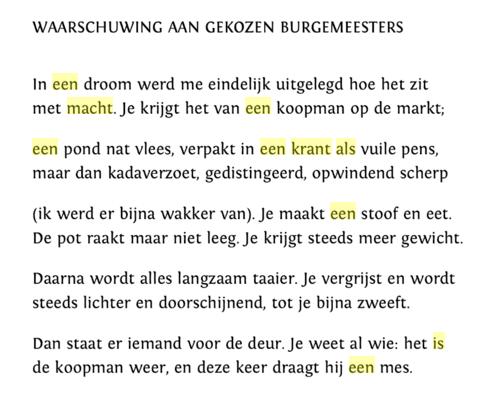 Ingmar Heytze waarschuwing aan gekozen burgemeesters