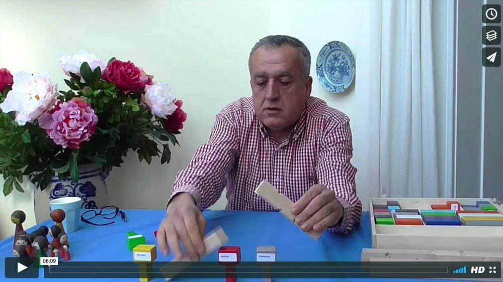 Mehmet Yucel legt de Yucel-methode uit: beter praten over psychische problemen met anderstaligen