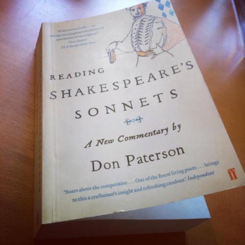 Schijfles van Shakespeare en Paterson