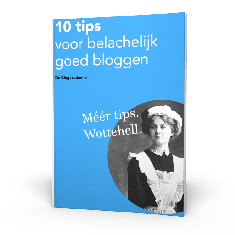 blogtraining in 10 tips