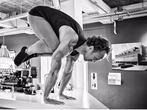 yoga bij rugpijn en rsi