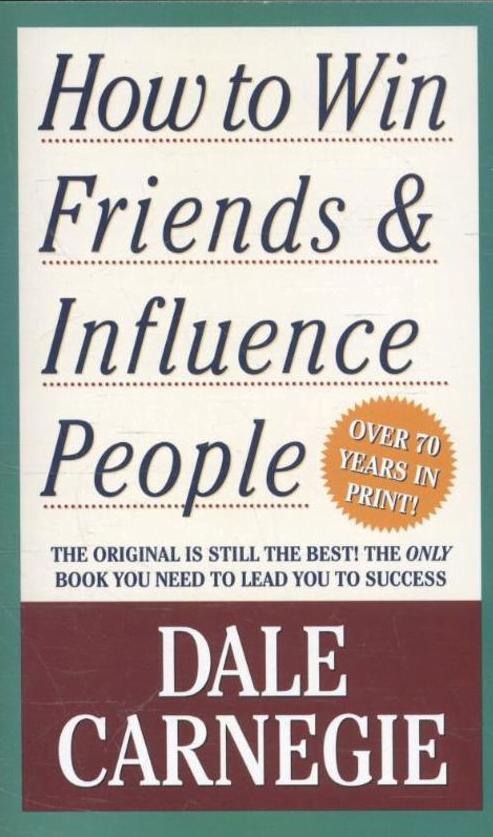 omslag van How to Win Friends and Influence People: Dale Carnegie was niet tevreden met introverte verkopers
