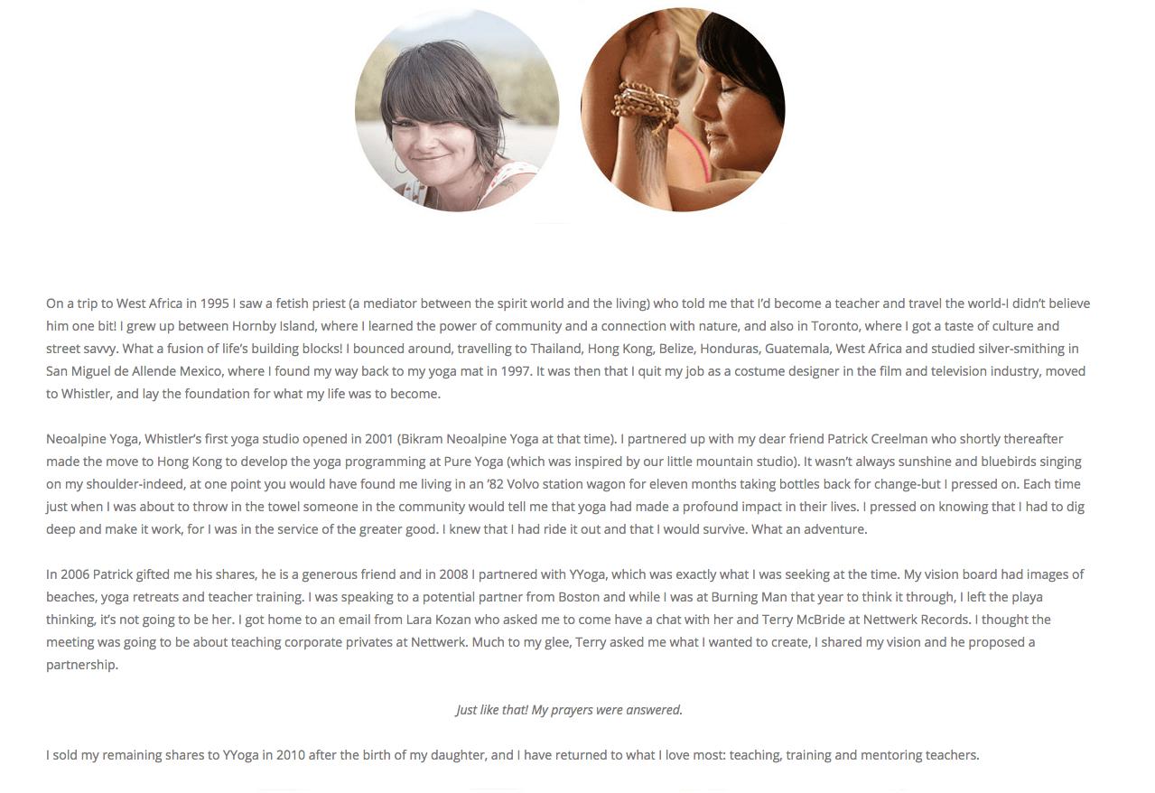gebruik tussenkopjes in je blogpost