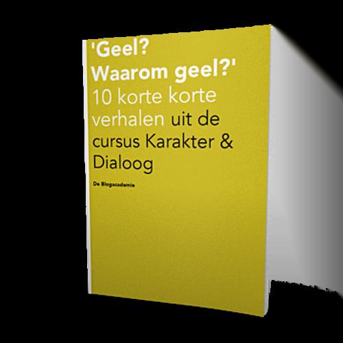 gratis e-book dialoog schrijven