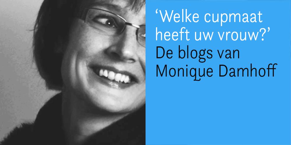 de blogs van monique damhoff portret