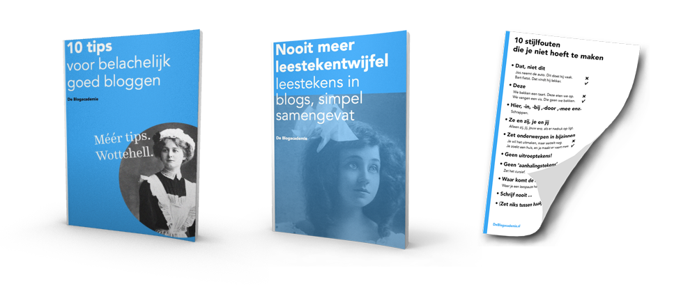 3 tools om direct beter te bloggen