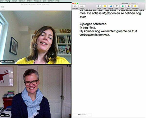 Blogcursus met webinar