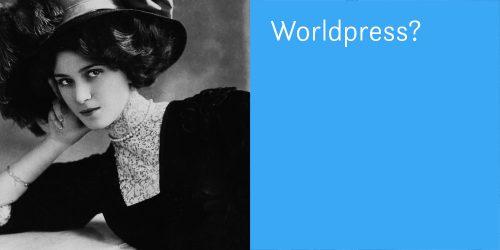snel een wordpress blog maken